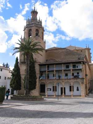 Ronda Catedral Santa Maria la Mayor