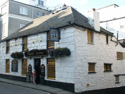 Penzance - Admiral Benbow