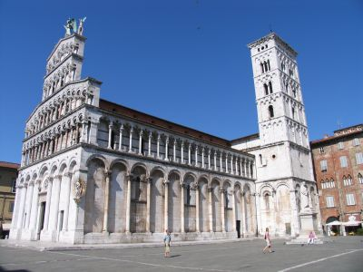 Lucca - San Michele in Foro