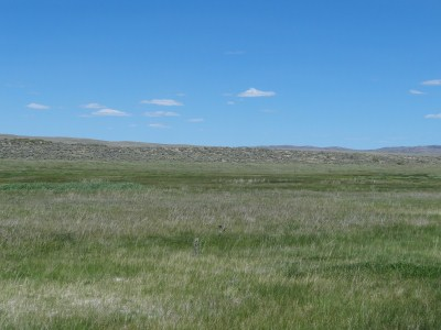 Wyoming - Oregon Trail - Ice Slough