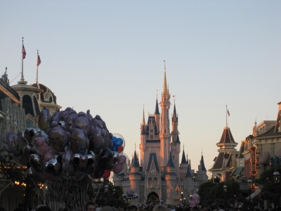 Orlando - Disney Magic Kingdom