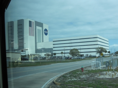 Kennedy Space Center - Vehicle Assembly Building