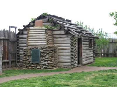 Nashville - Fort Nashborough