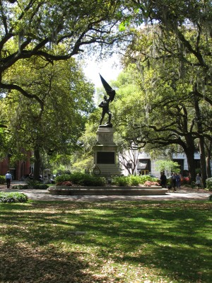 Savannah - Madison Square